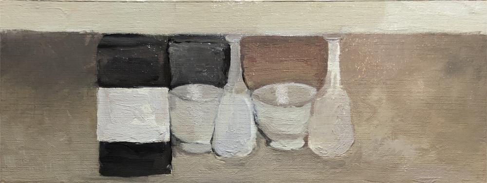Morandi studies