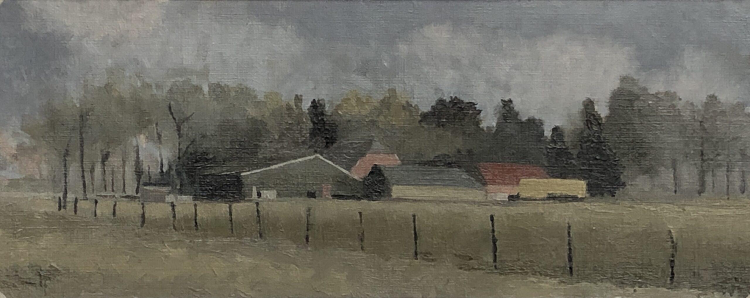 Drents landschap 1